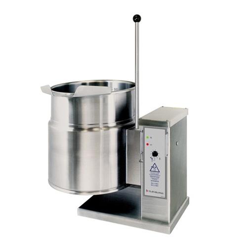 12 Gallon Countertop Electric Tilting Kettle KET12T