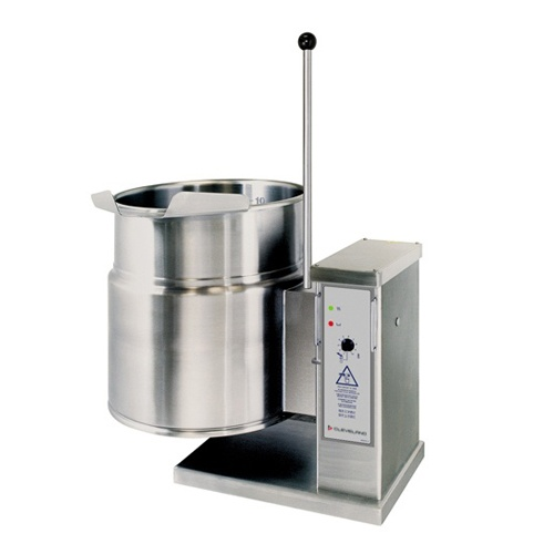 12 Gallon Countertop Electric Tilting Kettle KET12T