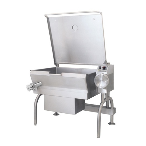 SGL30T1, SGL40T1: Braising pan  tilting skillet